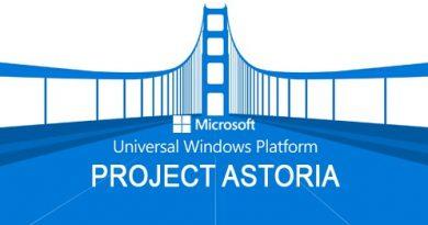 Project Astoria