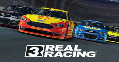 Real Racing 3 Daytona 500