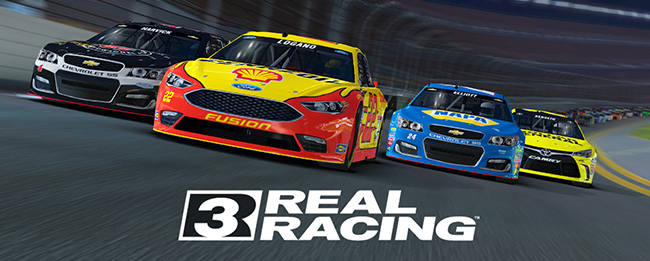 Real Racing 3 Daytona 500