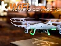 Rook: Steuere deine Drohne von überall auf der Welt!
