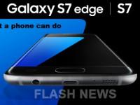 [FLASH NEWS] Samsung Galaxy S7 verkauft sich wie geschnitten Brot