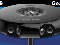 Samsung Gear 360 VR: Kommt das Galaxy S7 gemeinsam mit einer VR-Kamera?
