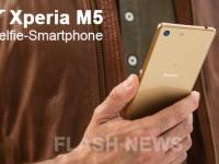 [FLASH NEWS] Sony macht das Xperia M5 für Deutschland offiziell