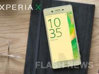 Sony Xperia X: Sony will mit einem Android 7.1.1 Update der Erste sein