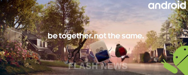 be-together-not-the-same-flashnews