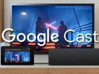 Aus Google Chromecast App wird nun die Google Cast App