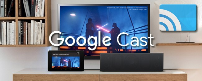 google-cast-app