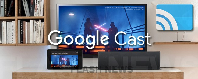 google-cast-app-flashnews