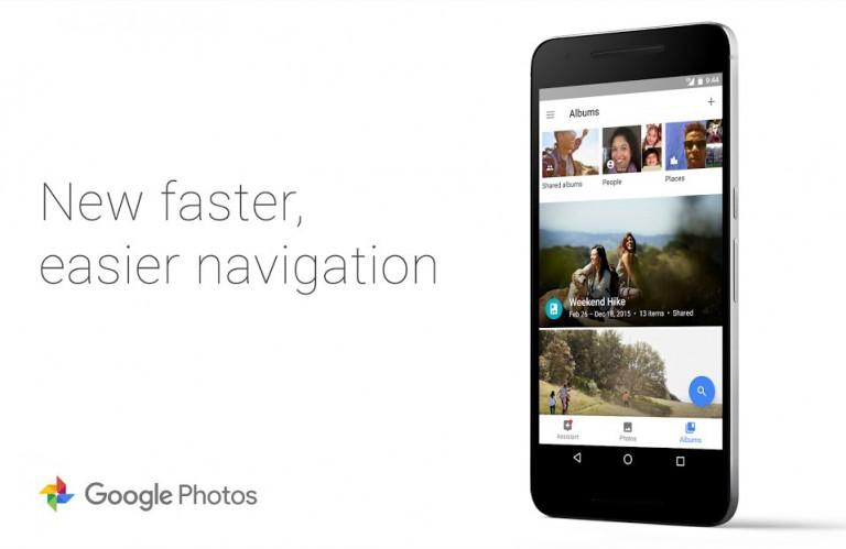 Google Fotos App