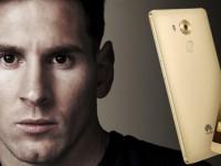 Lionel Messi ist das neue Werbe-Gesicht für HUAWEI