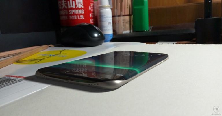 Meizu Pro 6 Design-Entwurf