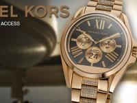 Android Wear mit Luxus: Michael Kors Access Smartwatch angekündigt
