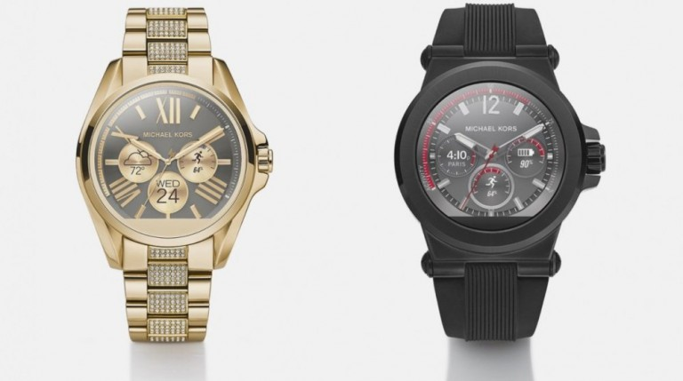 Michael Kors Access mit Android Wear