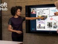 XXL: Windows 10 Surface Hub von Microsoft wird nun ausgeliefert