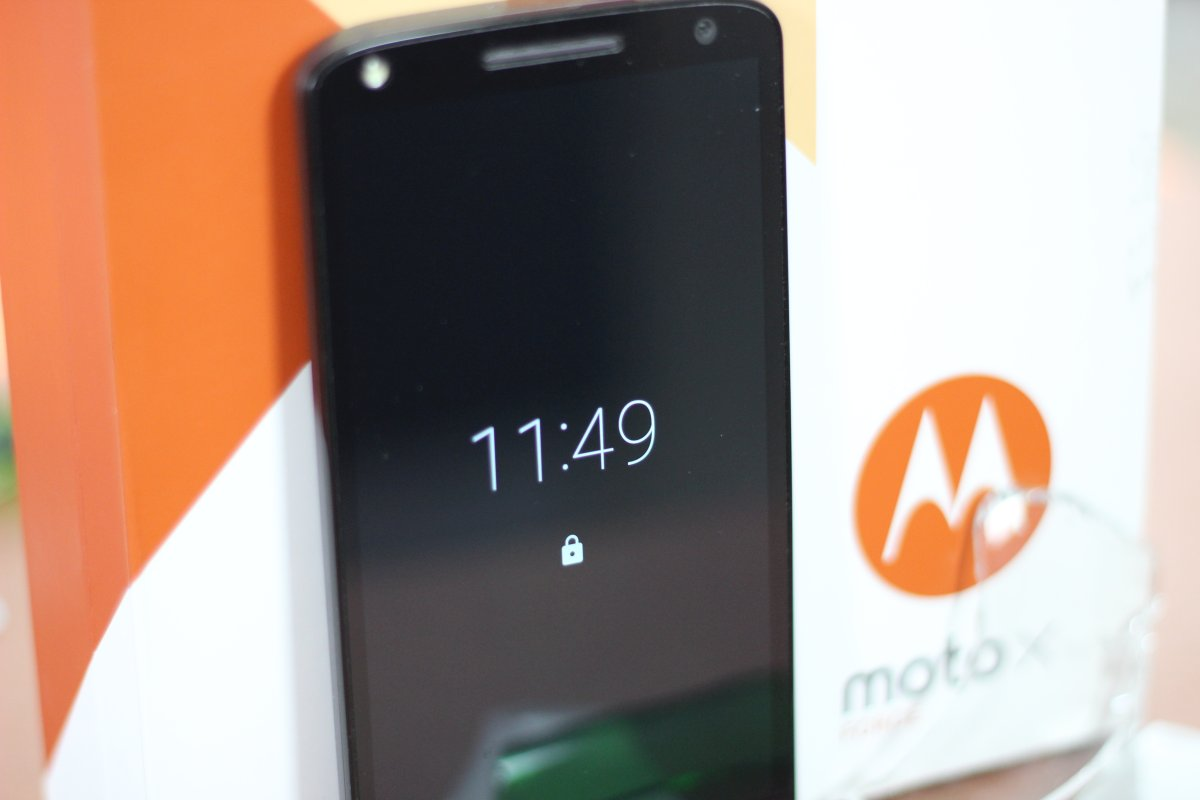 [Test] Moto X Force