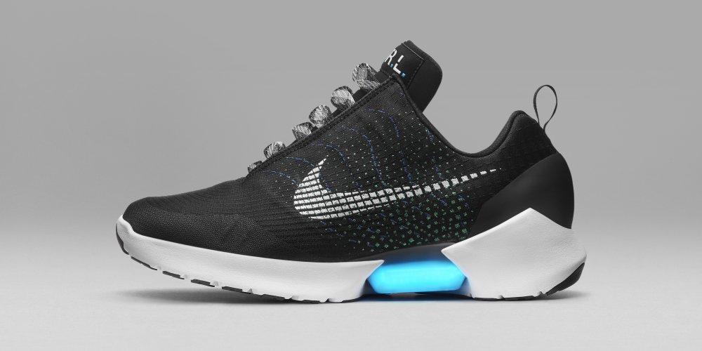 Nike HyperAdapt 1.0: Selbstschnürende Schuhe kommen zu Weihnachten