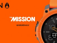 Nixon Mission: Android Wear Taucheruhr kommt am 10. Oktober