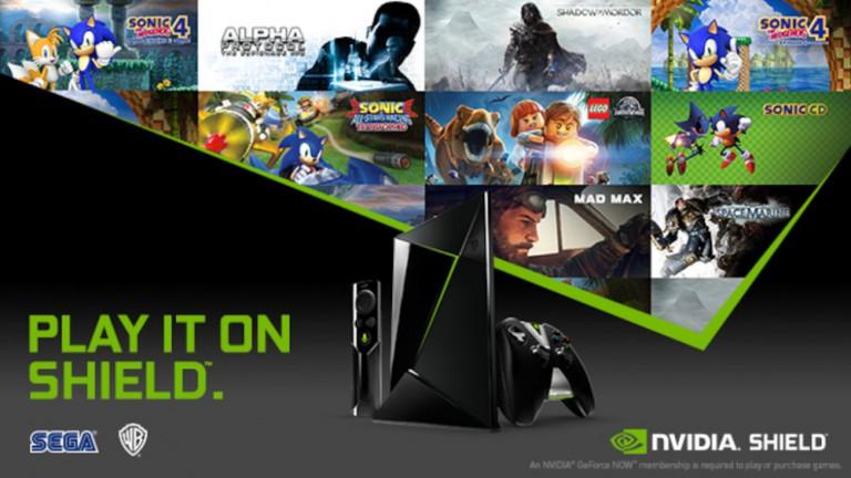 GeForce NOW für NVIDIA Shield