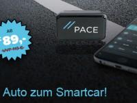 PACE macht das eigene Auto für 90 Euro zum Connected Car