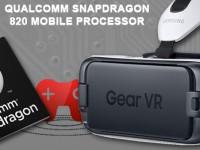 Snapdragon 820 CPU mit Virtual Reality Unterstützung