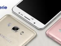 Samsung Galaxy J5 (2016) und Galaxy J7 (2016) vorgestellt