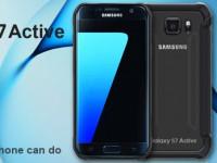 Samsung Galaxy S7 Active: Outdoor Spezialist kommt in Tarnfarben