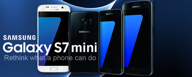 samsung galaxy s7 mini soll es mit dem iphone se aufnehmen. Black Bedroom Furniture Sets. Home Design Ideas