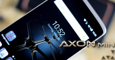 ZTE Axon Mini Test