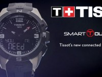 Tissot Smart-Touch: Connected Watch aus der Schweiz
