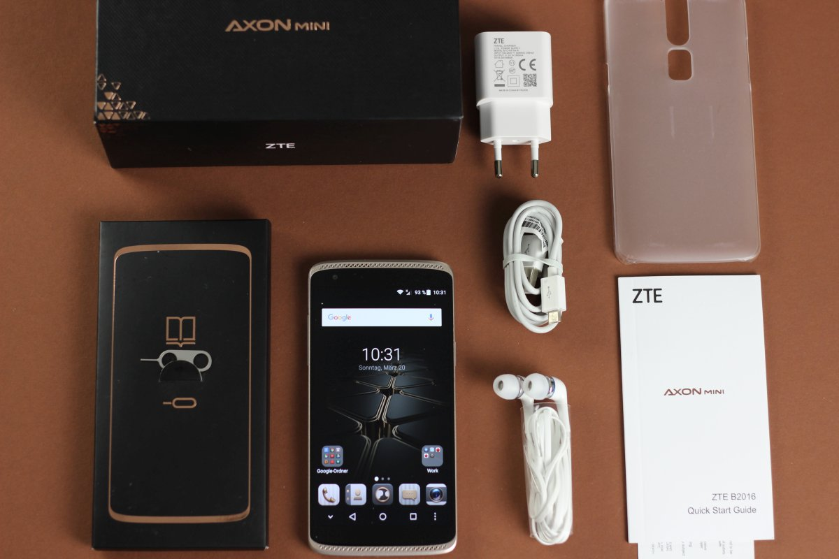 reconditioned and zte axon mini force touch probably, will