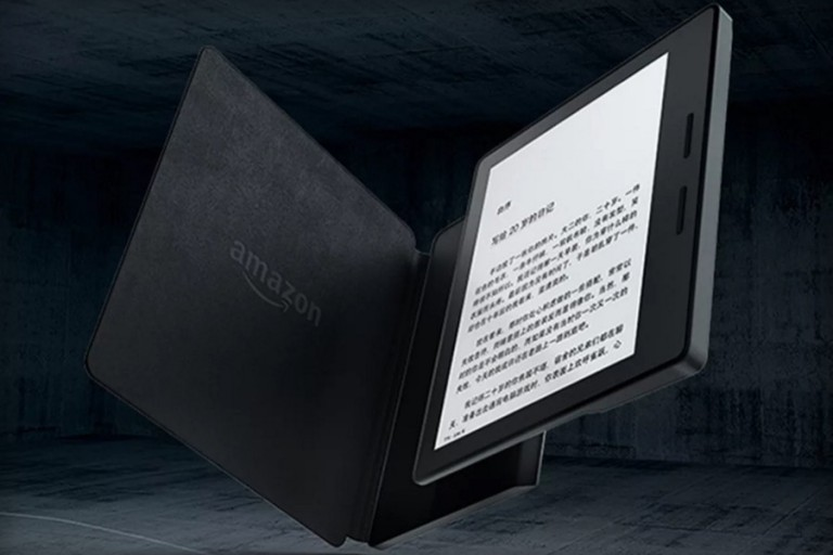Amazon Kindle Oasis Leak