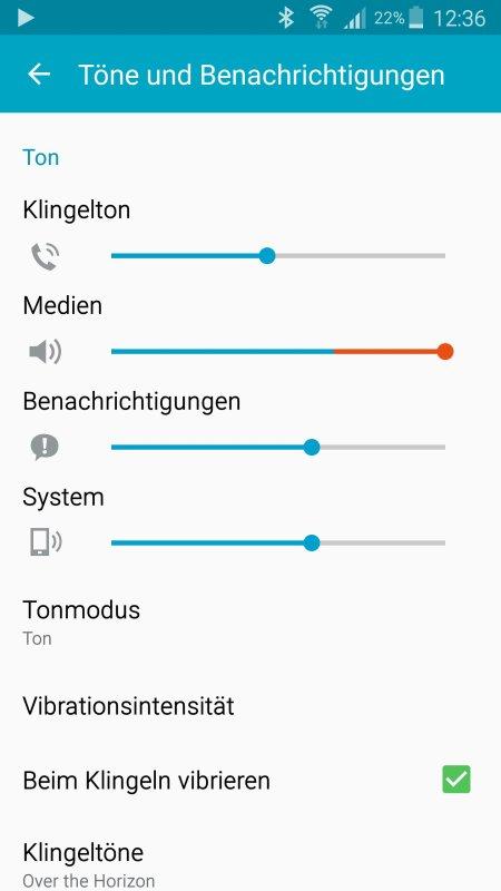 Android für Anfänger - Benachrichtigungstöne