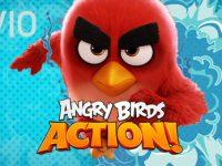Angry Birds Action: Schweinejagd mit Flipper statt Katapult