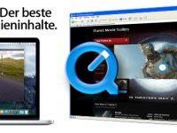 Apple QuickTime Player wird zum Sicherheitsrisiko!