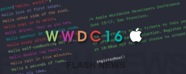 apple-wwdc-2016-flashnews