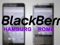 BlackBerry Hamburg bereits für Juli angekündigt
