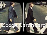 Google Cardboard: Rundgang durch die berühmten Abbey Road Studios