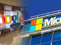 Microsoft und Google reichen sich die Hand