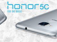 Honor 5C: Für 50 Euro mehr gibt es den Fingerabdrucksensor