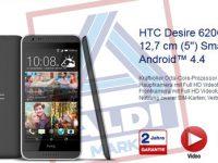 HTC Desire 620G kommt am 28. April zu ALDI Nord