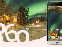 360-Grad-Wallpaper für LG G5 veröffentlicht