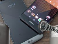LG G5 vs. HUAWEI P9 – Modul gegen Leica