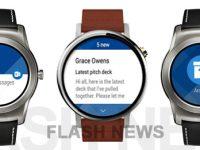 [FLASH NEWS] Microsoft Outlook mit Android Wear Smartwatch Unterstützung