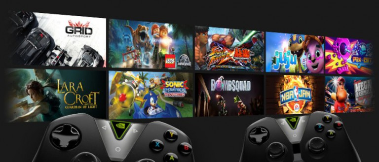 NVIDIA Shield Multiplayer-Promo