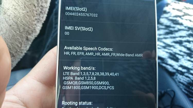 Sony Xperia C6 Leak