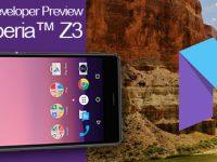 Sony setzt das Android 7.0 Nougat Update vorübergehend aus