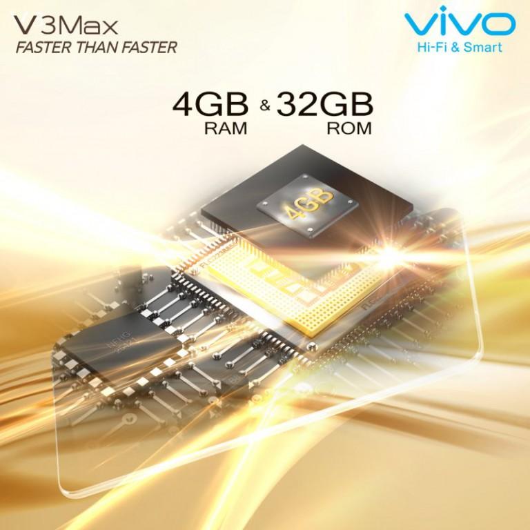 Vivo V3 Max Teaser