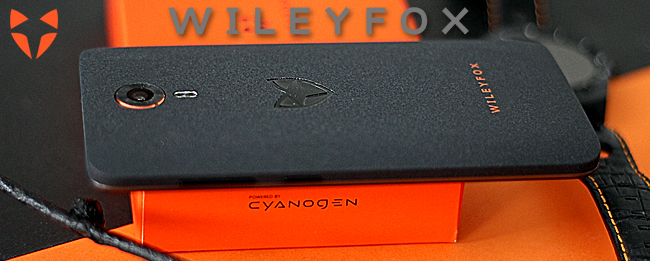 Wileyfox Swift Test
