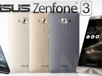 Asus ZenFone 3 Serie: Update auf Android 7.0 Nougat bis Q3/2017