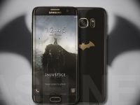 Erfolgreiche Batman Edition nun auch für das Samsung Galaxy Note 7